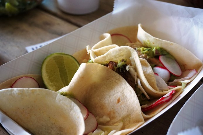#BlogHouse - Mahi Tacos at Independence Beer Garden, Philadelphia, June 2016