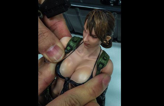 Quiet Play Arts Kai