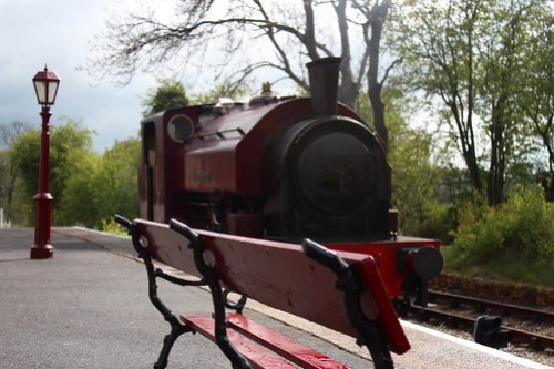 """W. G. Bagnall 0-6-0ST No. 2 """"Florence"""""""