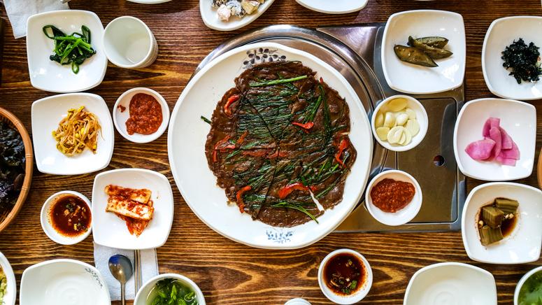 deajeon / 대전 / muk restaurant