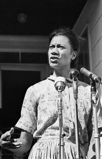 Gloria Richardson: 1964 ca # 2