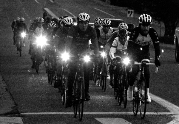 Very early morning group ride. | Dawn Patrol--early ...