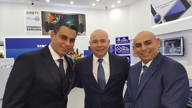 Tres paladines