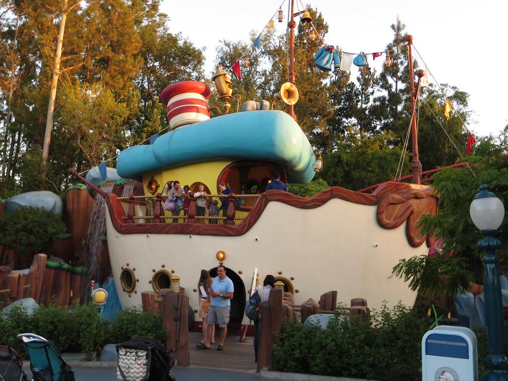 Mickeys Toontown Disneyland Anaheim California Mickey