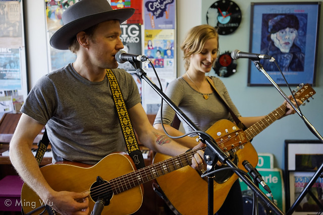 Whitehorse @ The Record Centre