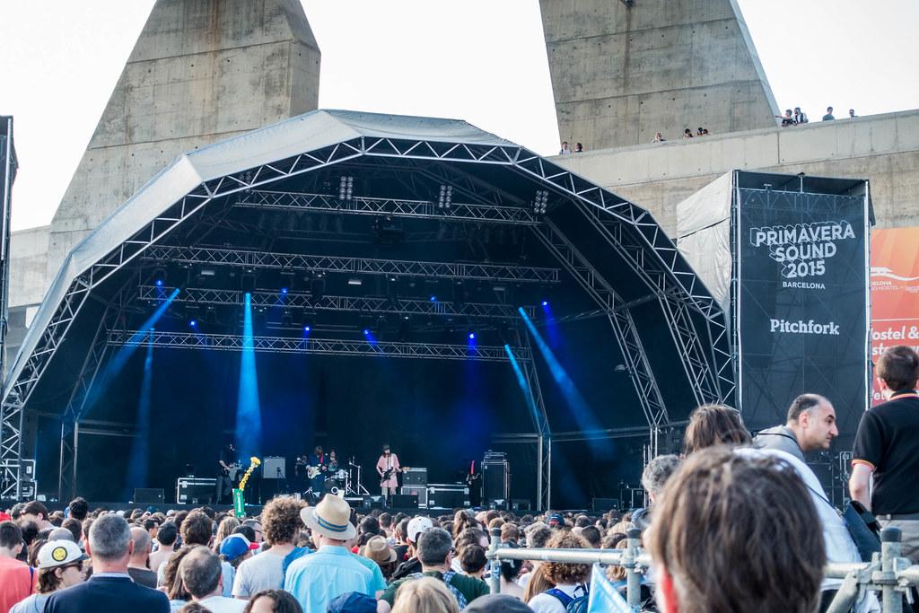 Primavera Sound 2015 - DIIV