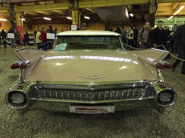 Cadillac DeVille Series 6300, 1959
