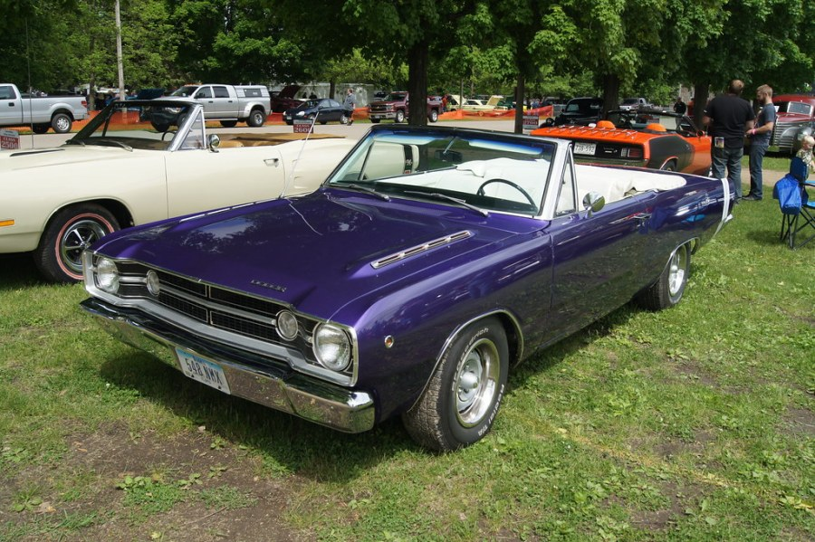 1968 dodge cars » 1968 Dodge Dart GT   Midwest Mopars in the Park National Car      Flickr     1968 Dodge Dart GT   by DVS1mn