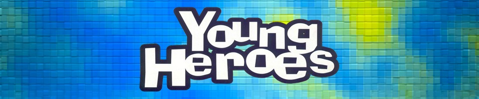 Young Heroes of Earth-2: The Five Earths Project
