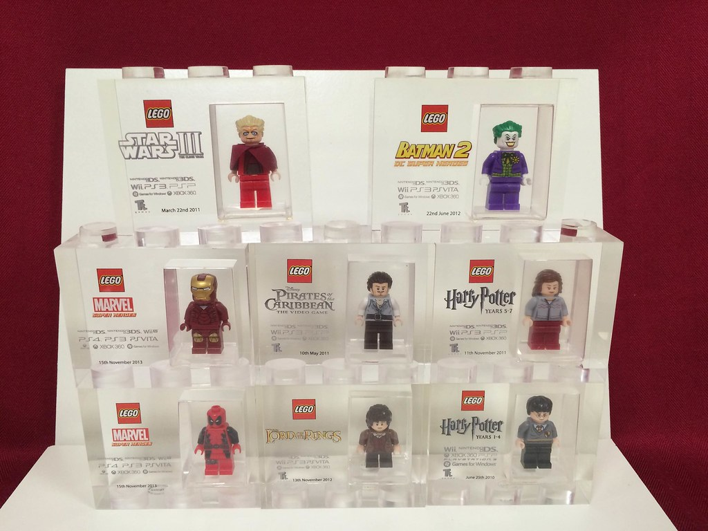 LEGO TT Games Developer Bricks Only Given Out To TT