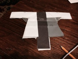 Timotheus Tunic: pattern assembly