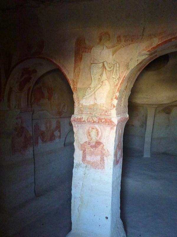 Turquie - jour 22 - Dernier jour en Cappadoce - 021 - Göreme - Saklı Kilise