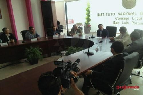 Presenta INE 10 puntos sobre proceso electoral