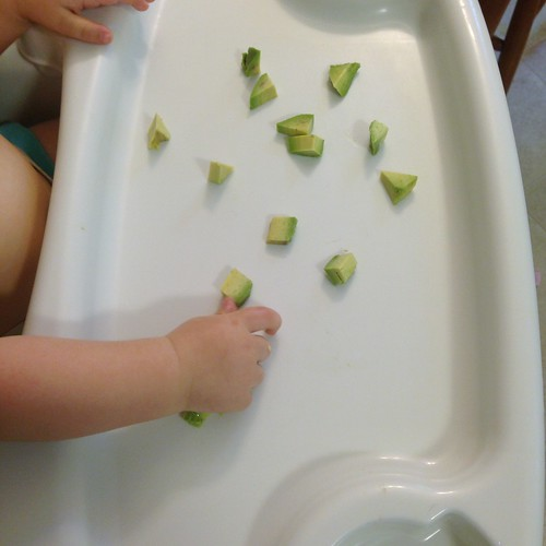 avocado baby food