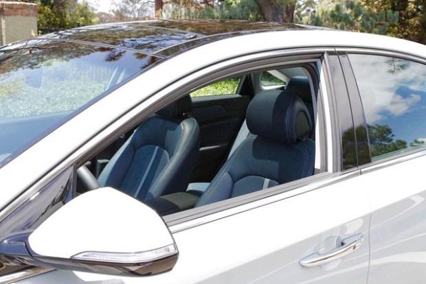 2016 Hyundai Sonata Hybrid & Plugin Hybrid