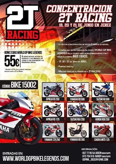 Concentración 2T Racing - Jerez