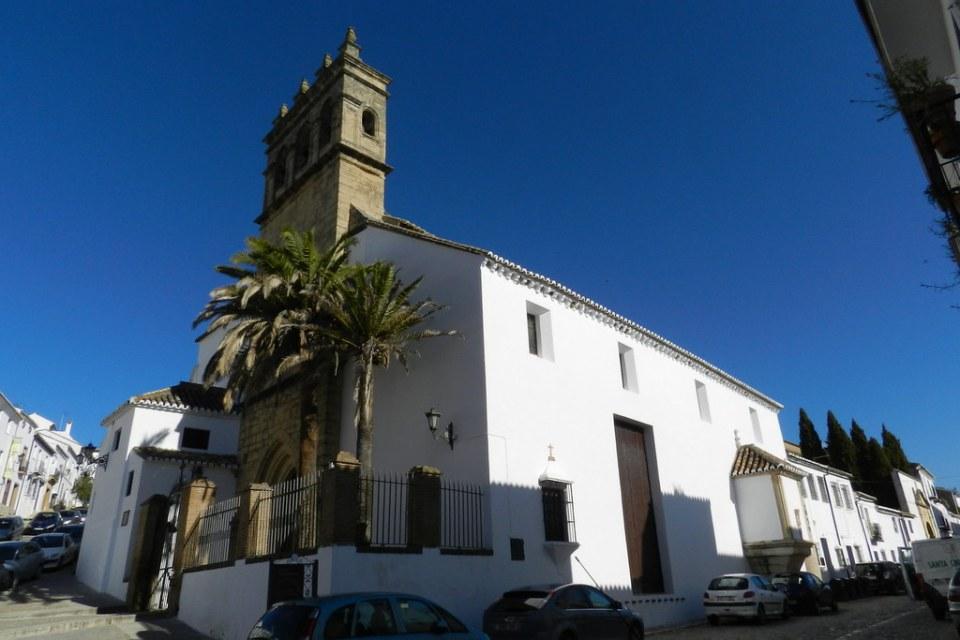 Iglesia del Padre Jesus Ronda Malaga 03