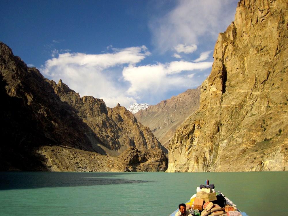 Karakorum lake