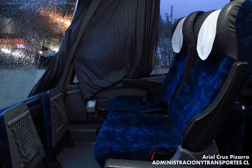 Tur Bus - Villarrica - CKPZ24 - Marcopolo Paradiso 1800 DD / Mercedes Benz