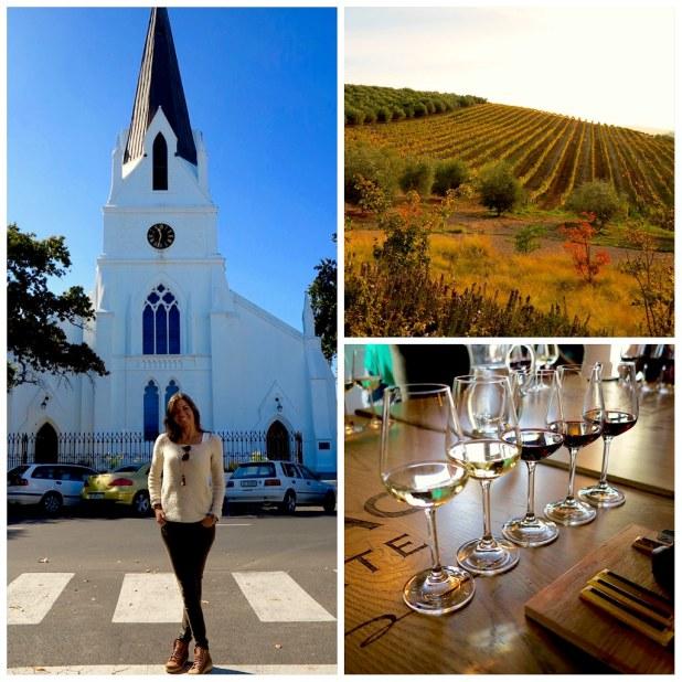 Que ver en Stellenbosch Sudafrica