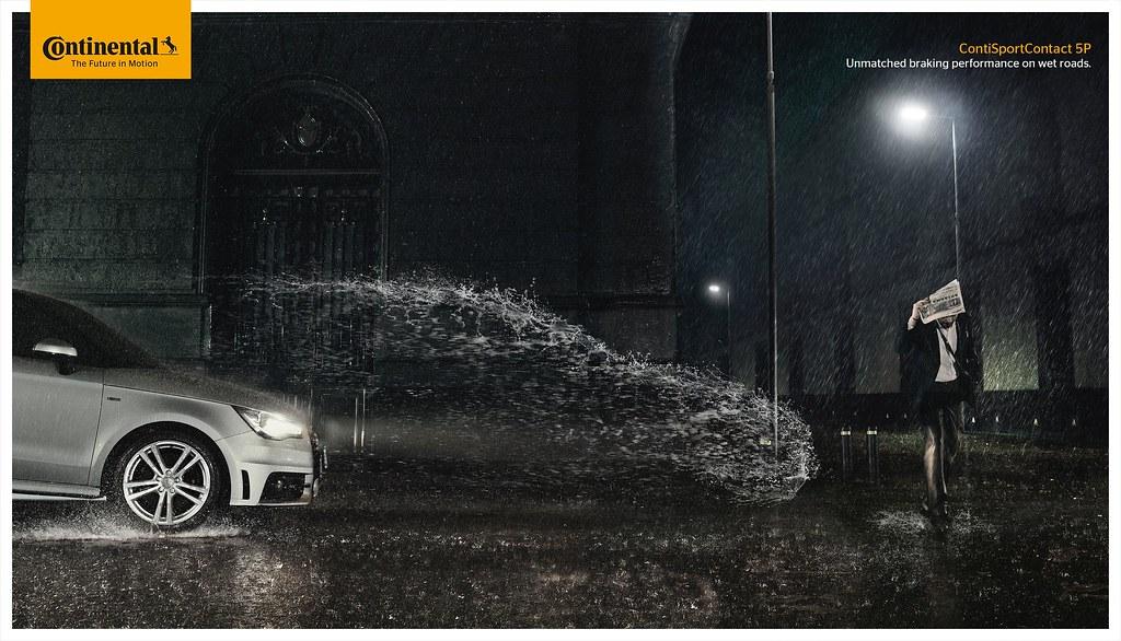 Continental - Rain