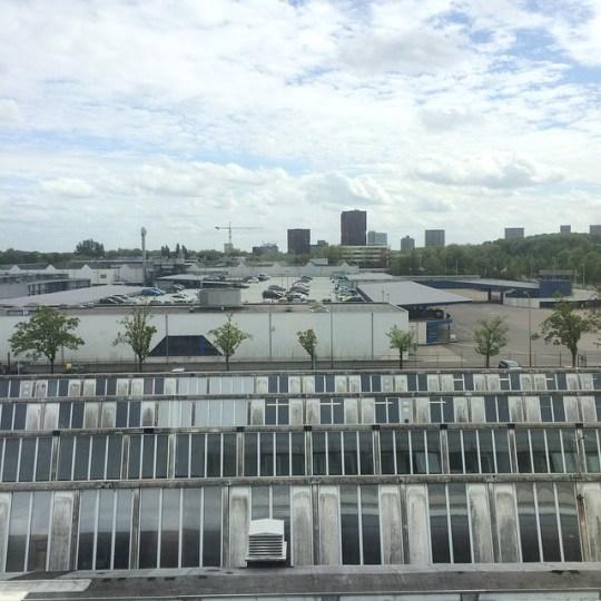 Sky over Utrecht