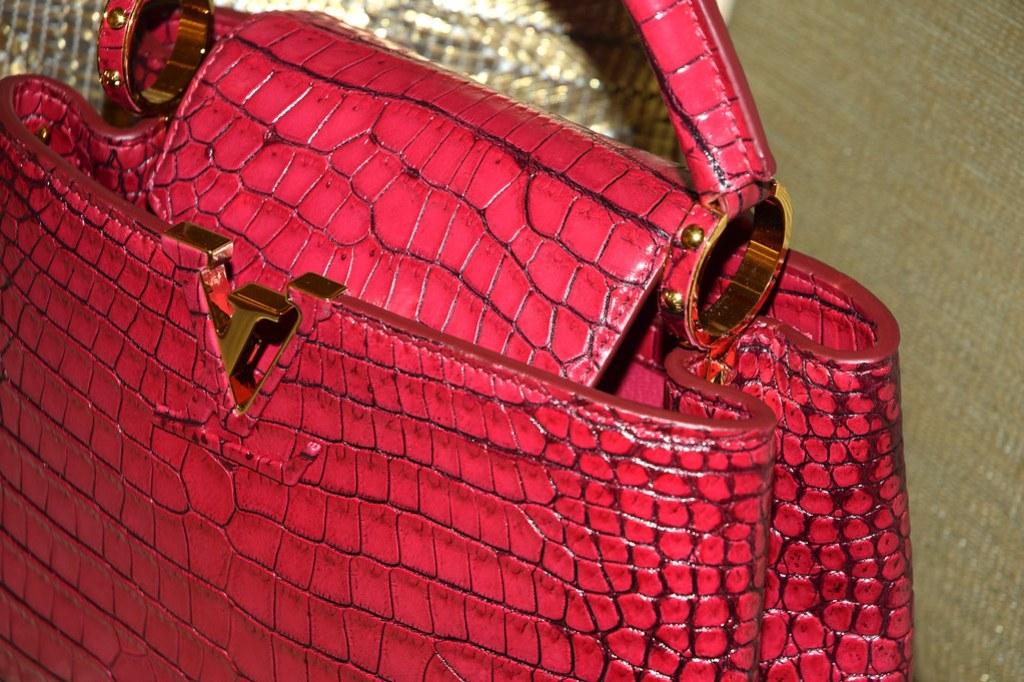 Louis Vuitton Exotic Bag Cocodrile