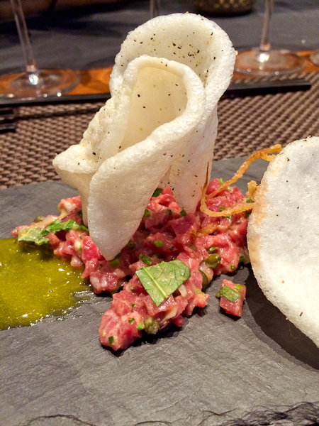 Filet of Beef Tartare