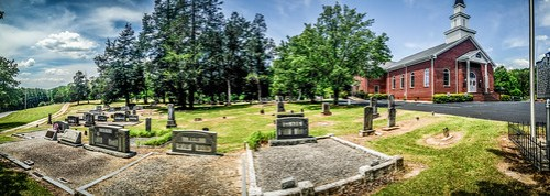 Oolenoy Baptist Church and Cemetery-061