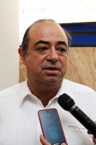 Hay que respetar el agua del presente: Fernando Díaz Barriga