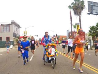 Rock n Roll San Diego Marathon 2015