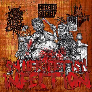 Snuff Fetish Infection artwork