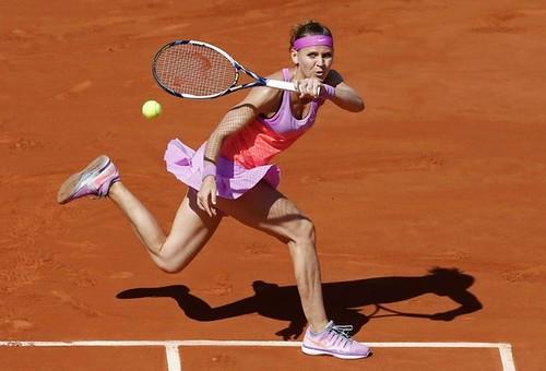 Safarova jugará la final de Roland Garros, vence a Ivanovic