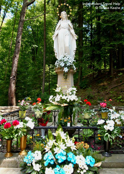 The Queen of Krynica's Spring