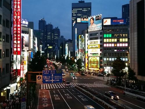 新宿久しぶりなんでたくさん撮った