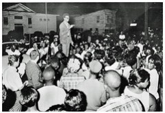 H. 'Rap' Brown Speaks to Cambridge MD Crowd: 1967