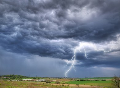 Image result for images of thunderstorms in the country
