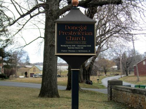 Donegal Presbyterian Church Complex in Mount Joy, PA ...