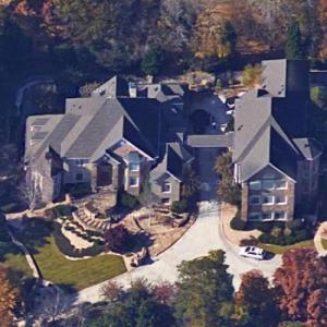 Kandi Burrusss House In Atlanta GA Virtual Globetrotting