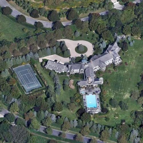 Rodger Lawsons House In Southampton NY Google Maps