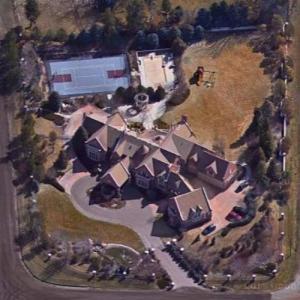 Barney Vissers House In Englewood CO Virtual Globetrotting