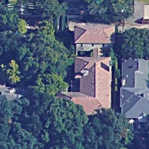 Jason Garretts House In Dallas TX Bing Maps