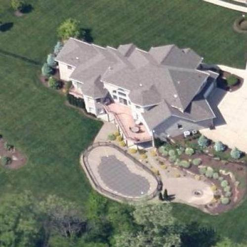 Marc Andr Fleurys House In Sewickley PA Google Maps