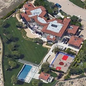 Kourtney Kardashian's House in Calabasas, CA (#4 ...
