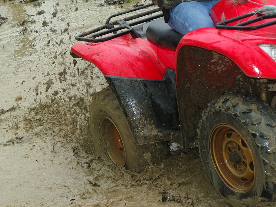 Make your device cooler and. Hd Wallpaper Mud Dirt 4 Wheeler Muddy Wet Soil Offroad Tire Rural Wallpaper Flare