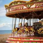 Carousel Horses 1080p 2k 4k 5k Hd Wallpapers Free Download Wallpaper Flare