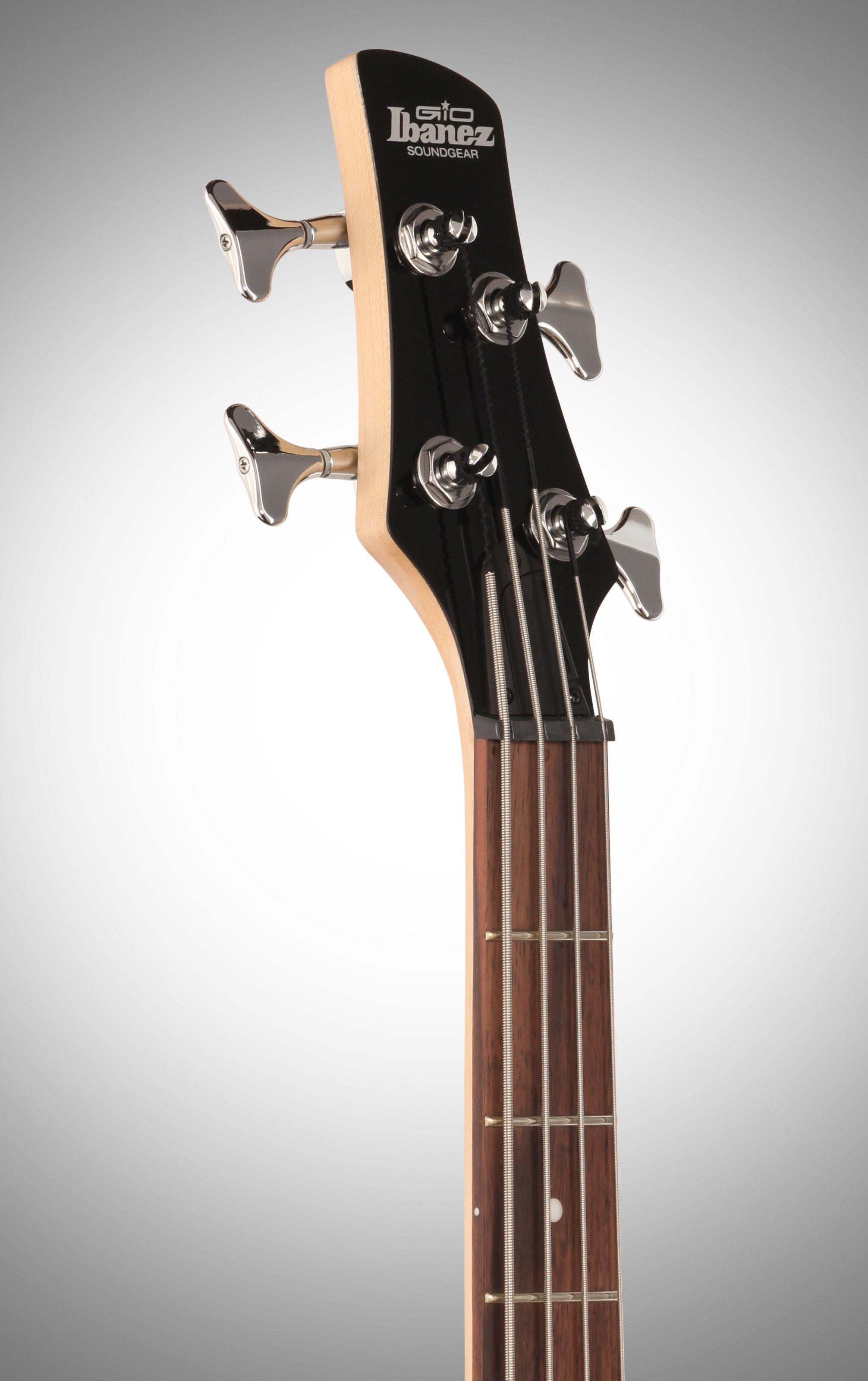 Ibanez Gsr200 Electric Bass Soda Blue