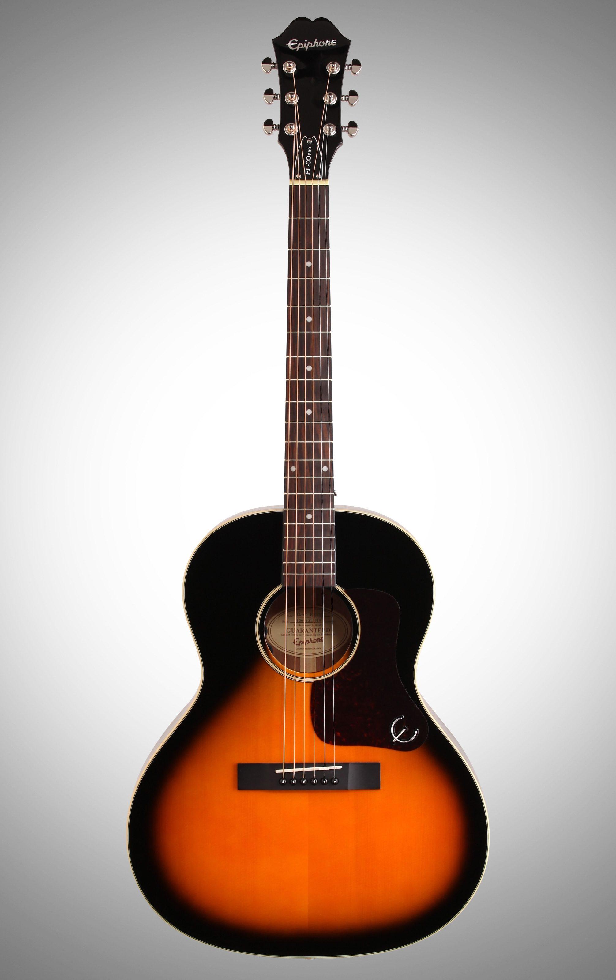 Epiphone Acoustic Electric Guitars