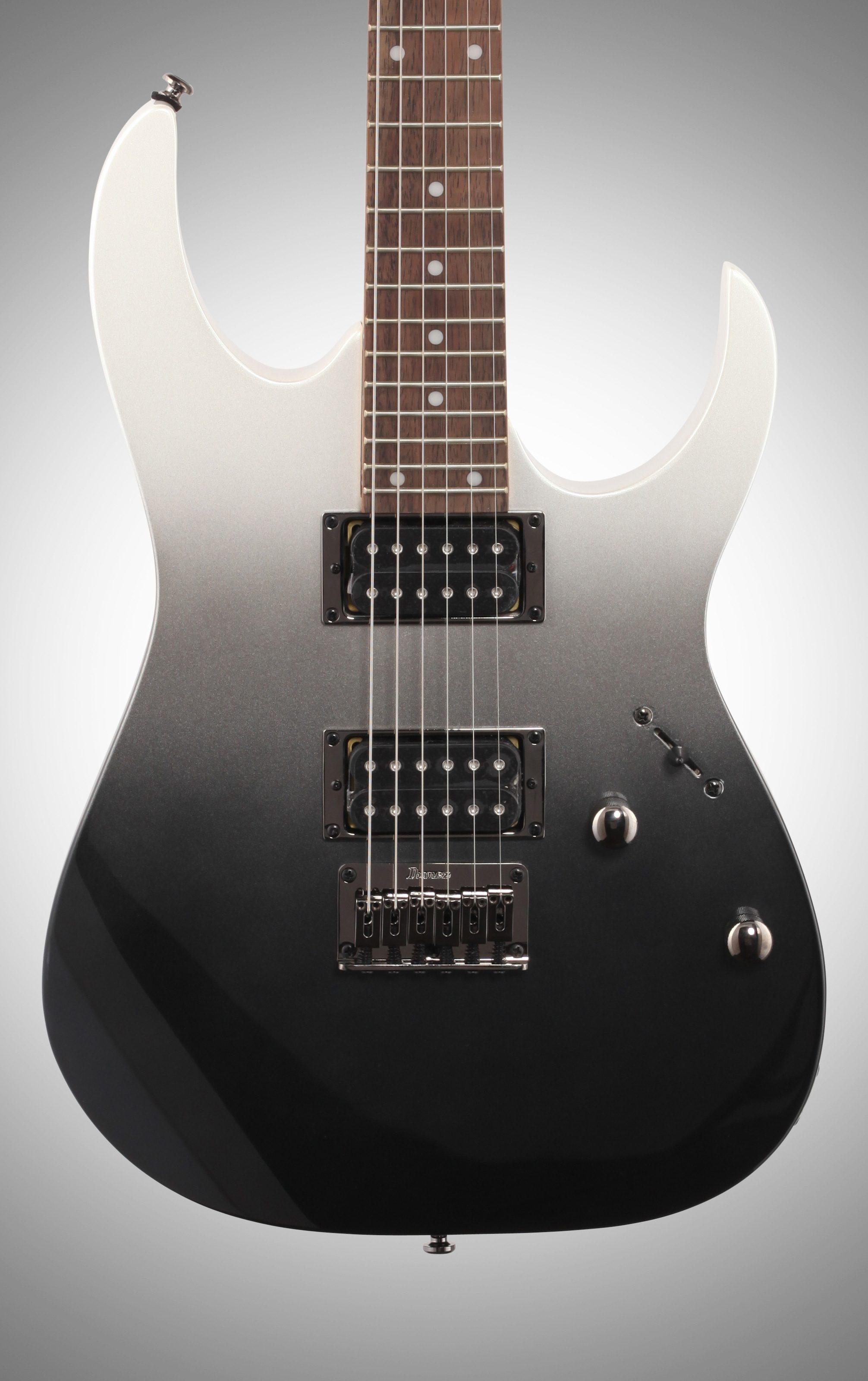 Ibanez Rg421 Rg Electric Guitar With Fixed Bridge Black