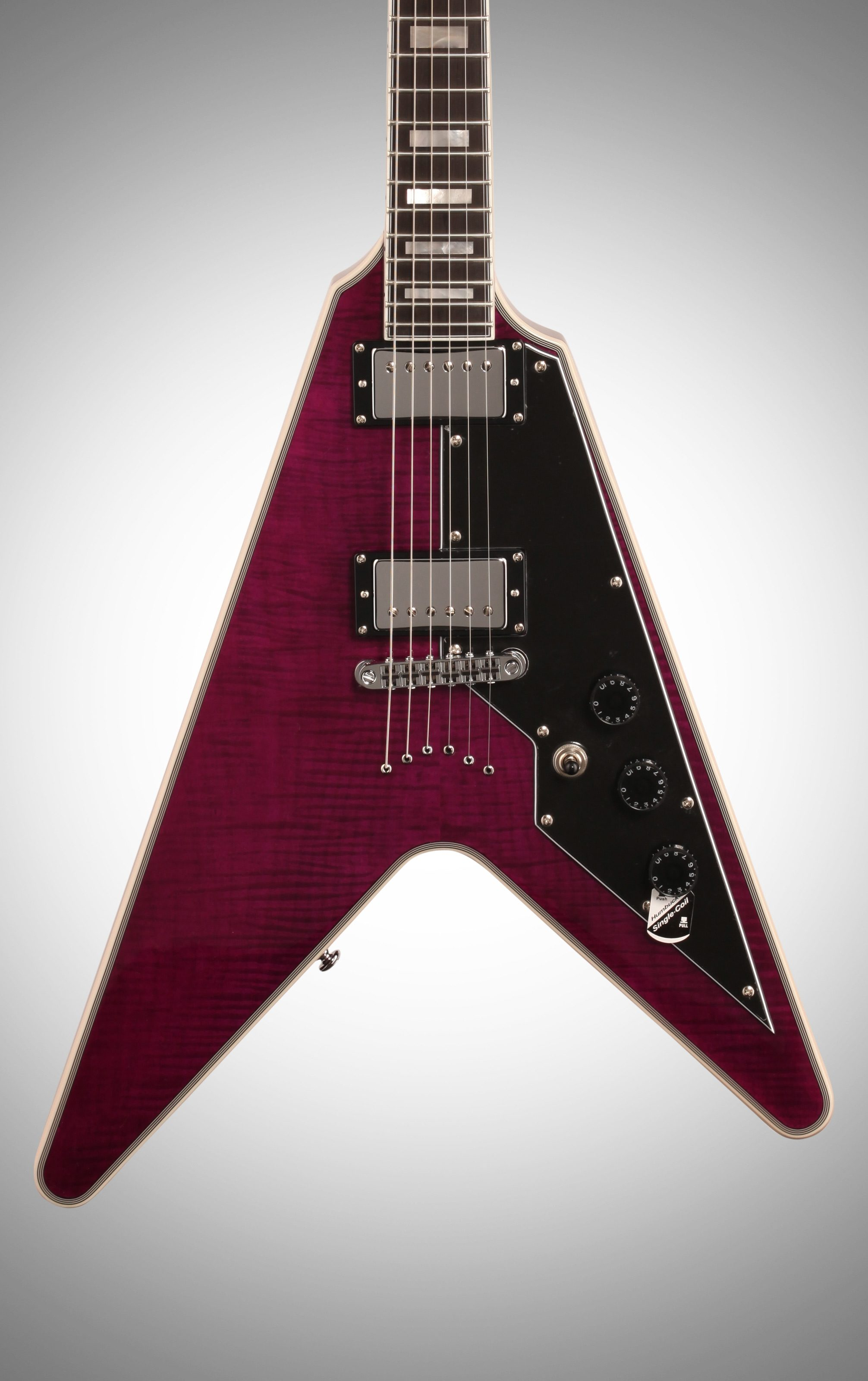 Flying V Guitar Pickups